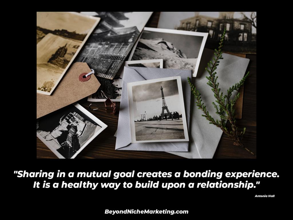 Branding as a bonding experience