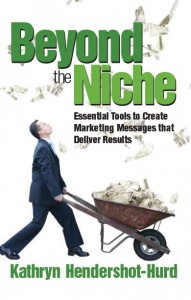 Beyond The Niche Front Cover